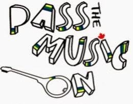 Pass the music on Fundraiser